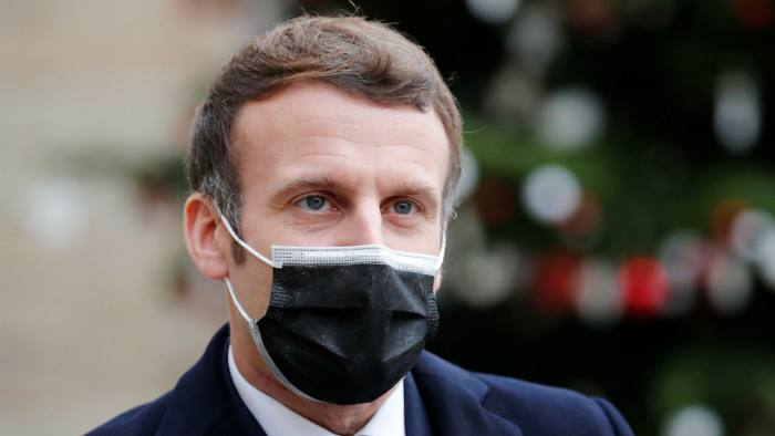 Emmanuel Macron dio positivo en coronavirus.